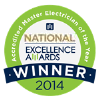2014 National Excellence Award Winner